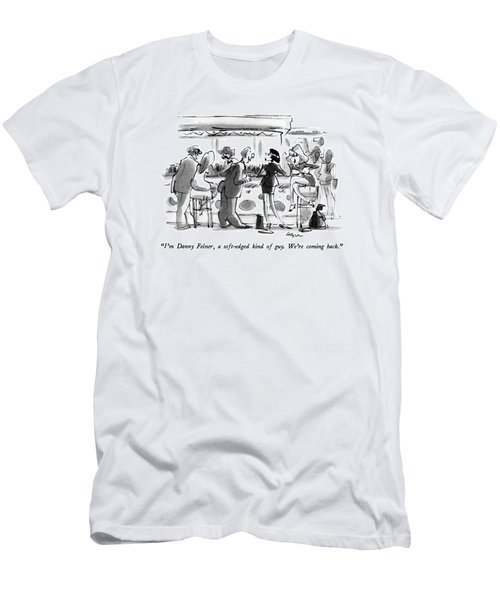 I'm Danny Felner Men's T-Shirt (Athletic Fit)