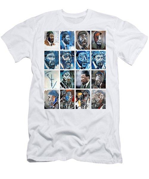 Improvised Metamorphoses Men's T-Shirt (Athletic Fit)