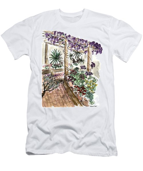 In The Greenhouse Men's T-Shirt (Athletic Fit)