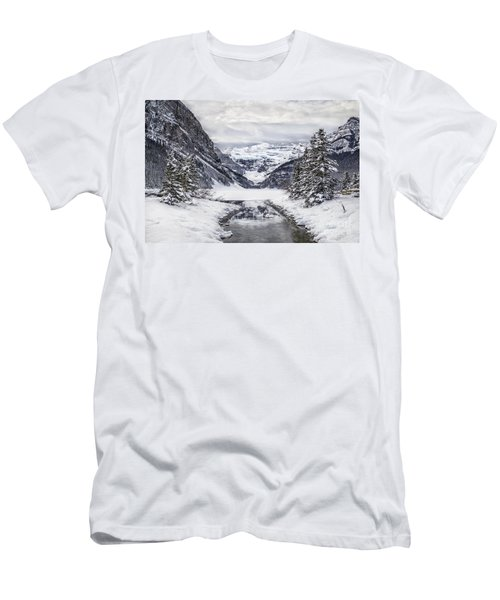 In The Heart Of The Winter Men's T-Shirt (Athletic Fit)