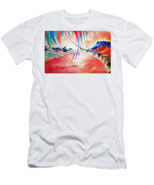 In The Sunset Men's T-Shirt (Athletic Fit)