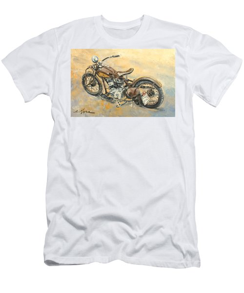 Indian Chief 1938 Men's T-Shirt (Athletic Fit)