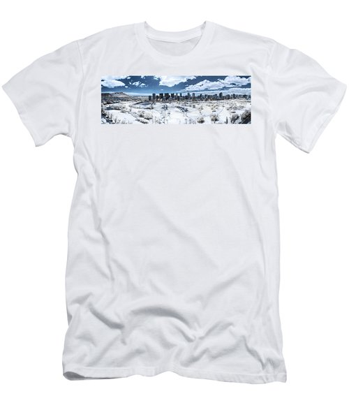 Infrared Honolulu Men's T-Shirt (Athletic Fit)