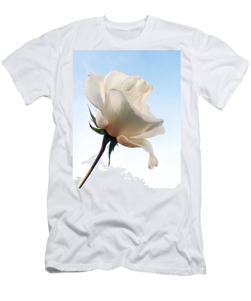 Men's T-Shirt (Slim Fit) featuring the photograph Innocence by Deb Halloran