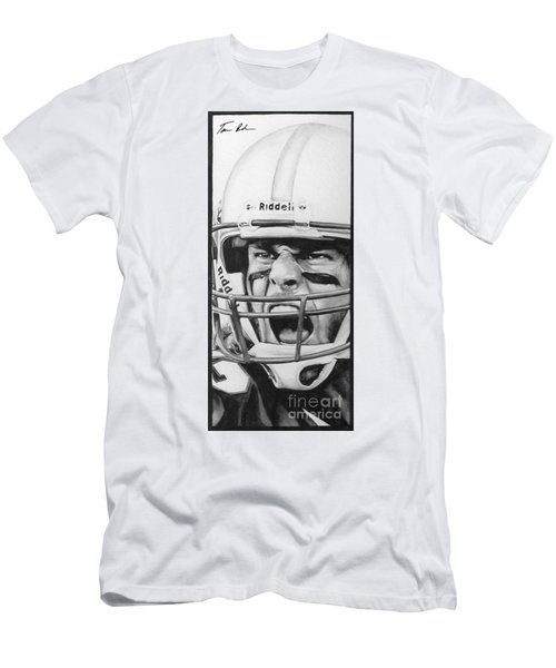 Intensity Tom Brady Men's T-Shirt (Athletic Fit)