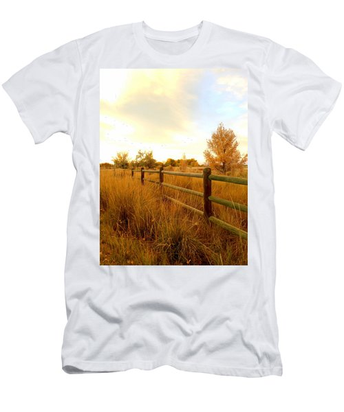Into The Sunset Men's T-Shirt (Athletic Fit)