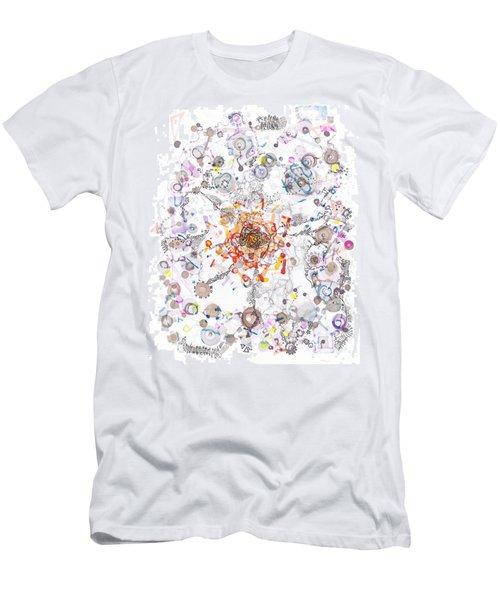Intracellular Diversion Men's T-Shirt (Athletic Fit)