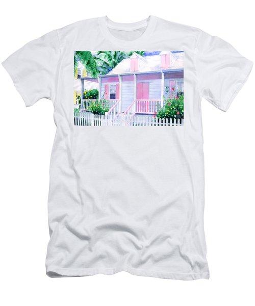 Island Charm Men's T-Shirt (Athletic Fit)