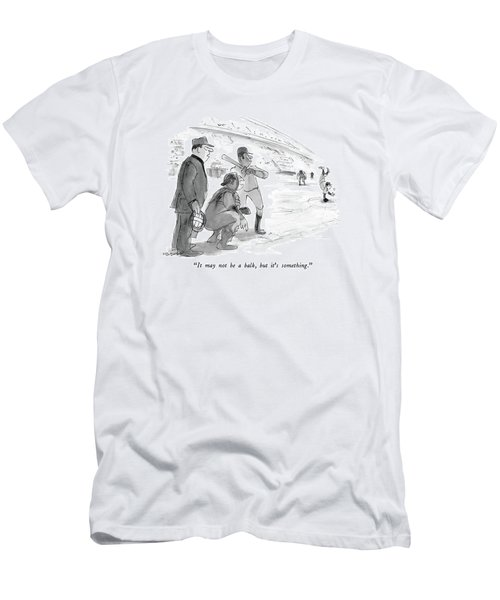 It May Not Be A Balk Men's T-Shirt (Athletic Fit)