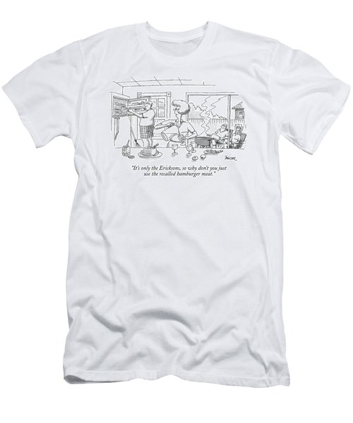 It's Only The Ericksons Men's T-Shirt (Athletic Fit)
