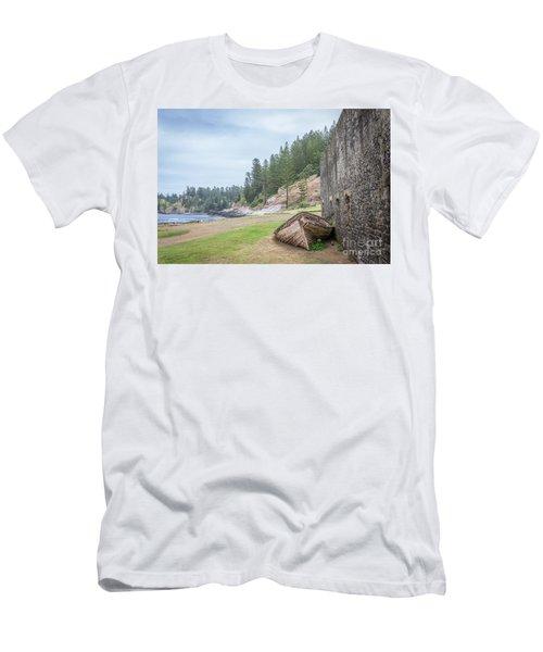 It's Over Men's T-Shirt (Athletic Fit)