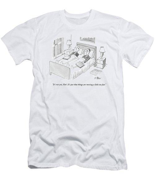 It's Men's T-Shirt (Athletic Fit)
