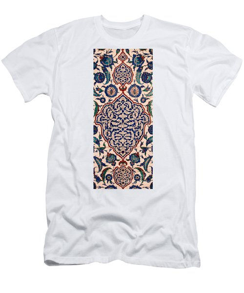 Iznik 04 Men's T-Shirt (Athletic Fit)