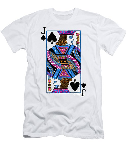 Jack Of Spades - V3 Men's T-Shirt (Athletic Fit)