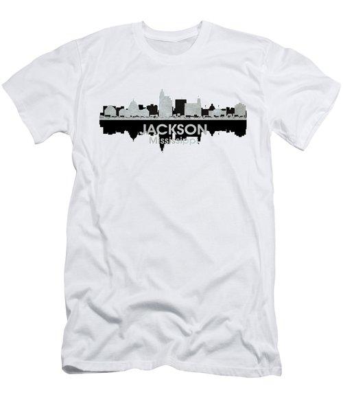 Jackson Ms 4 Men's T-Shirt (Athletic Fit)