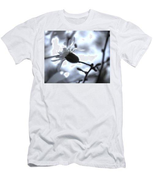 Jasmine Blossom Men's T-Shirt (Athletic Fit)