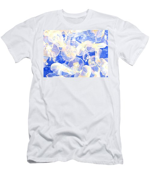 Jellyfish Jubilee Men's T-Shirt (Athletic Fit)