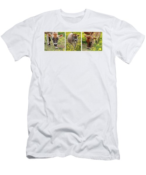 Jersey Fields Of Gold Men's T-Shirt (Athletic Fit)