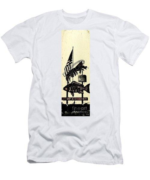 Joe Patti Men's T-Shirt (Athletic Fit)