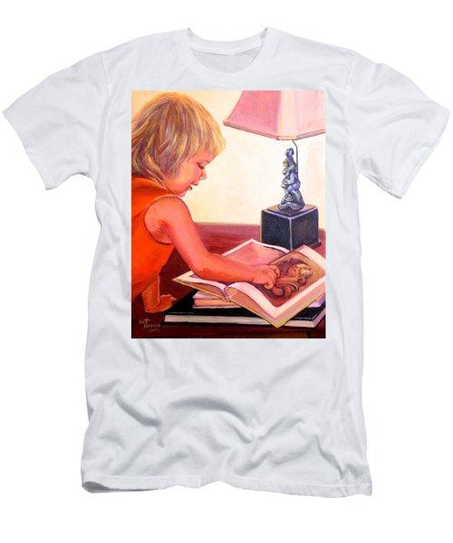 Jojo And Renoir Men's T-Shirt (Athletic Fit)