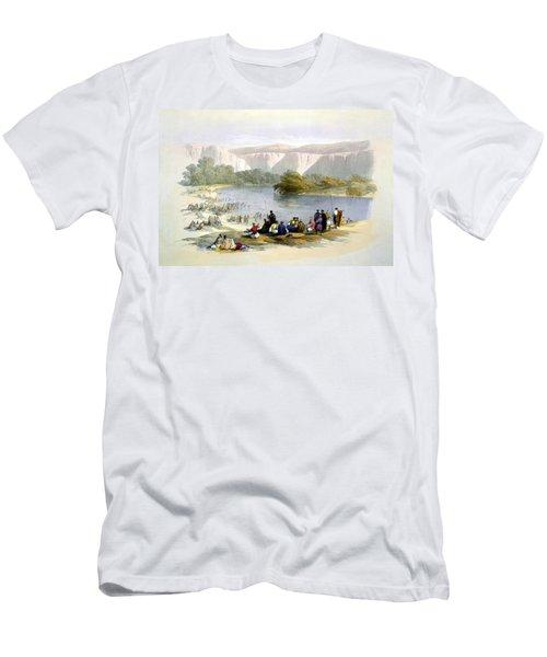 Jordan River Men's T-Shirt (Athletic Fit)
