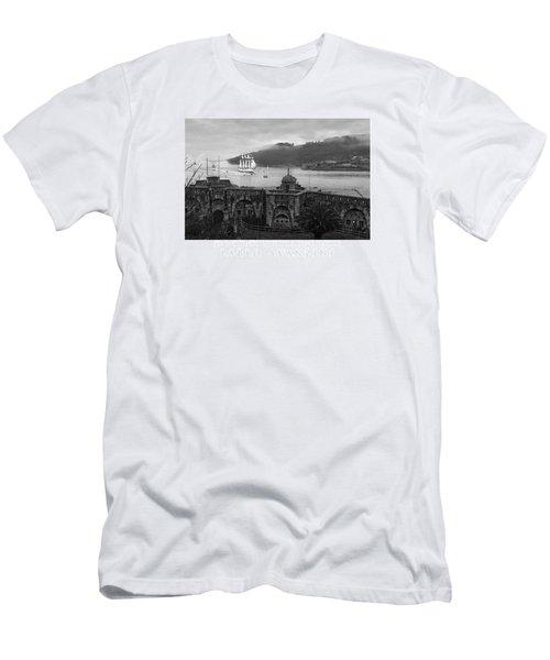 Juan Sebastian Elcano Arrival To The Port Of Ferrol Men's T-Shirt (Athletic Fit)