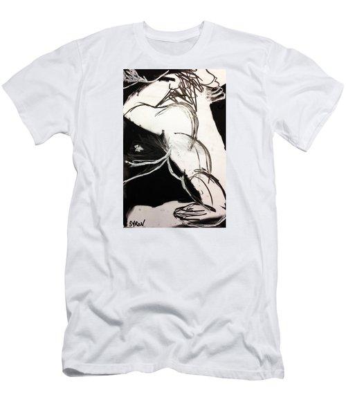 Just Man Men's T-Shirt (Athletic Fit)