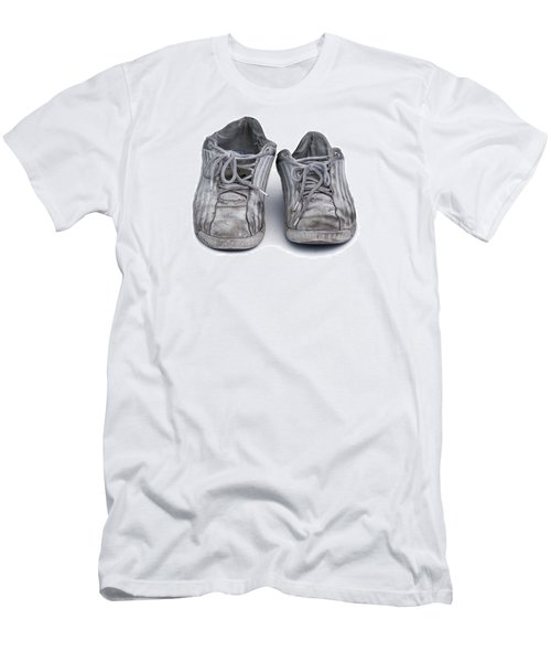 Men's T-Shirt (Athletic Fit) featuring the photograph Just One More Time by Gunter Nezhoda