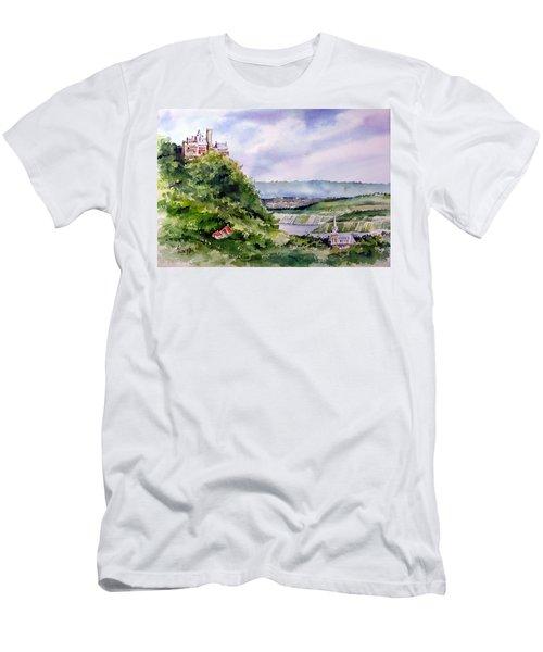 Katz Castle Men's T-Shirt (Athletic Fit)