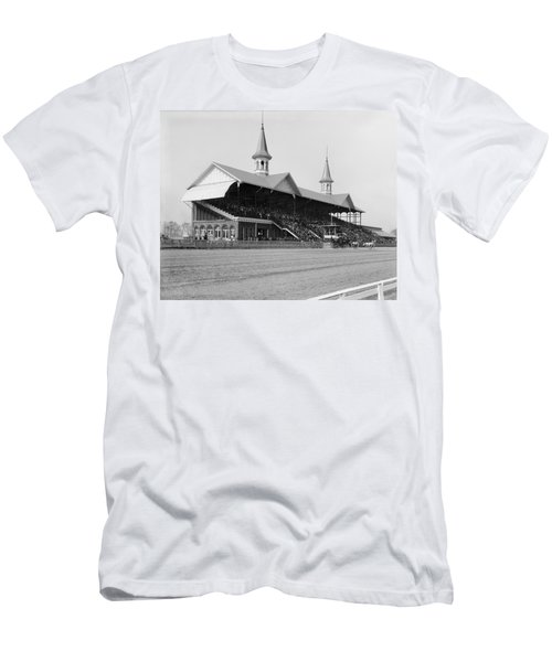 Kentucky Derby, 1901 Men's T-Shirt (Athletic Fit)