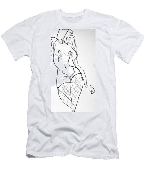 Kilroy Heart Men's T-Shirt (Athletic Fit)