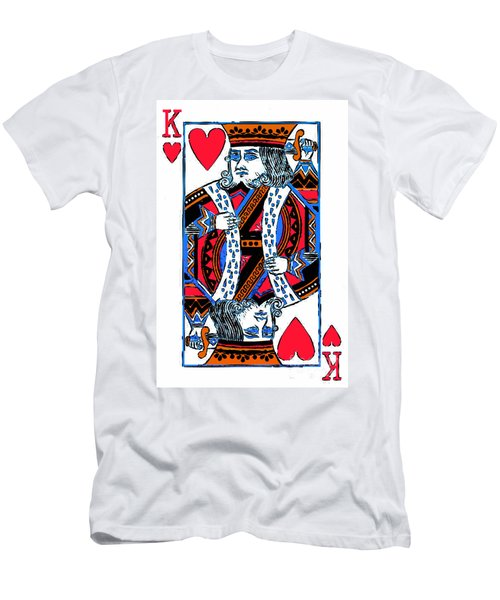 King Of Hearts 20140301 Men's T-Shirt (Athletic Fit)