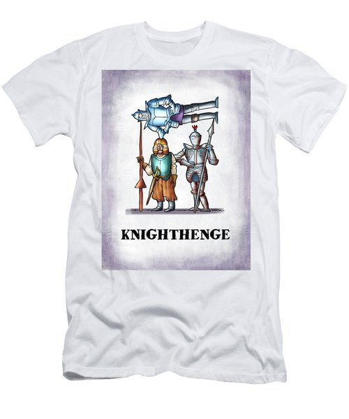 Knighthenge Men's T-Shirt (Athletic Fit)