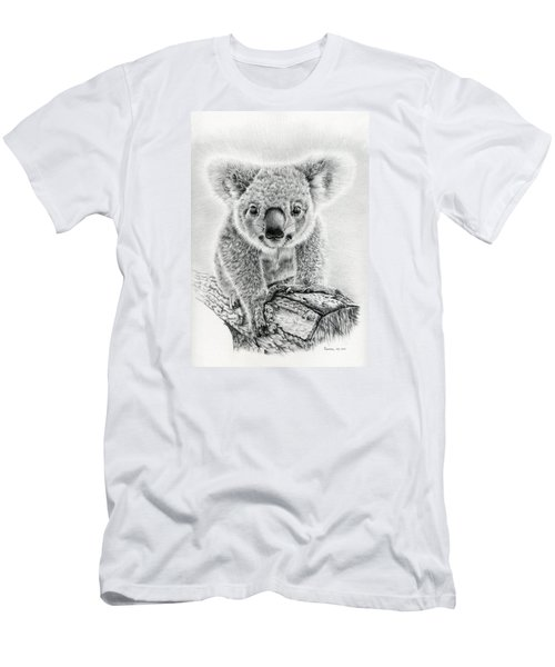 Koala Oxley Twinkles Men's T-Shirt (Slim Fit) by Remrov