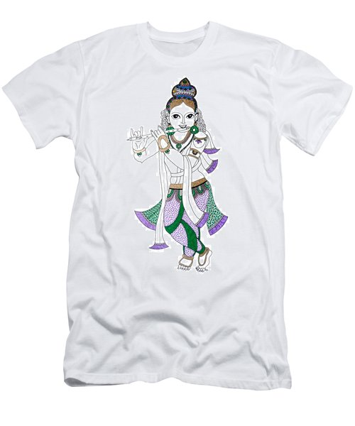 Krishna IIi Men's T-Shirt (Athletic Fit)