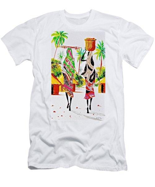 L 122 Men's T-Shirt (Athletic Fit)