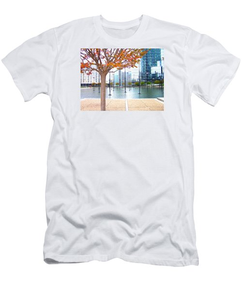 La Defense Men's T-Shirt (Athletic Fit)