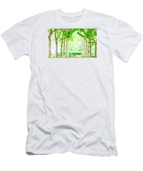 La Defense Platanuses Men's T-Shirt (Athletic Fit)
