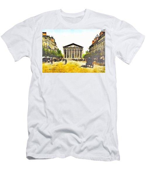 La Madeleine 1890 Men's T-Shirt (Athletic Fit)