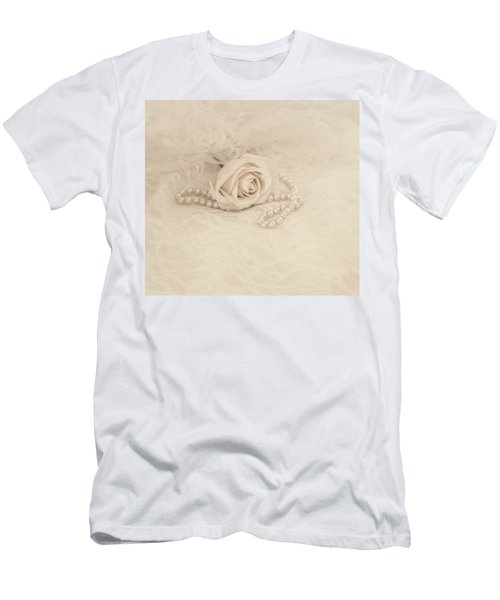 Lace And Promises Men's T-Shirt (Athletic Fit)