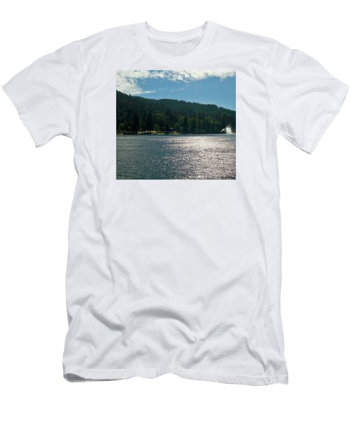 Lake Gregory Men's T-Shirt (Athletic Fit)