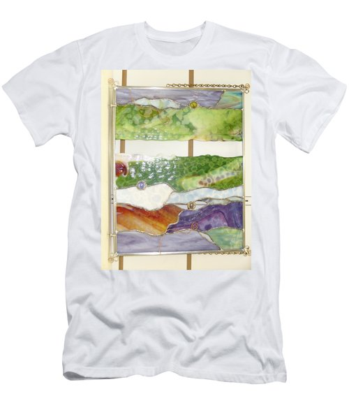 Landscape 2 Men's T-Shirt (Athletic Fit)