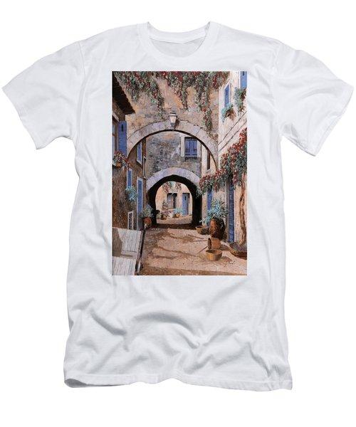 L'arco Del Diavolo Men's T-Shirt (Athletic Fit)