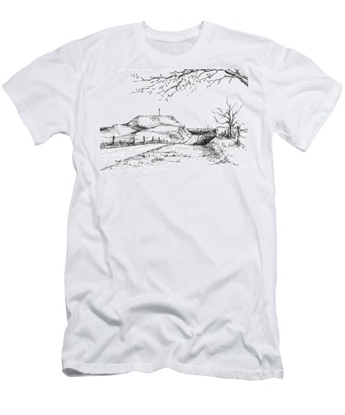 Last Hill Home Men's T-Shirt (Athletic Fit)