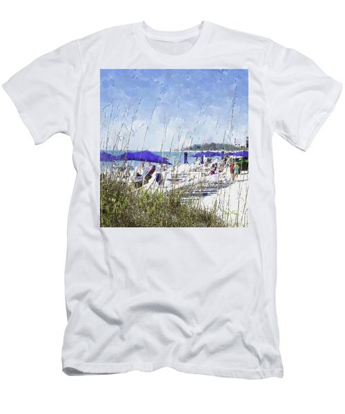 Late Winter Early Spring When Everybody Goes To Florida Men's T-Shirt (Athletic Fit)