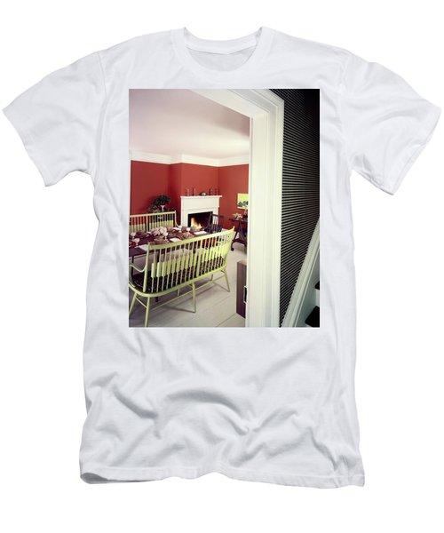 Laurens W. Macfarland's Dining Room Men's T-Shirt (Athletic Fit)