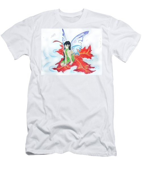 Leaf Fairy Men's T-Shirt (Athletic Fit)