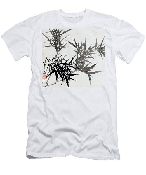 Leaf H Men's T-Shirt (Athletic Fit)