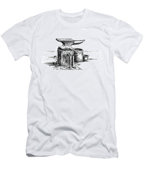 Lee's Anvil Men's T-Shirt (Athletic Fit)