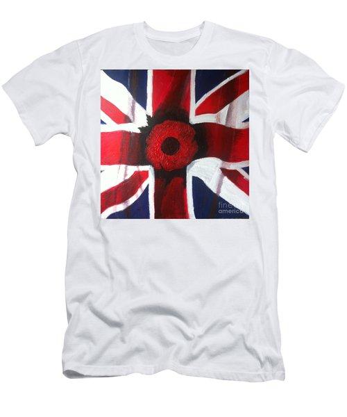 Lest We Forget Men's T-Shirt (Athletic Fit)